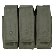 Load image into Gallery viewer, Voodoo Tactical M4/AK47 Triple Mag Pouch