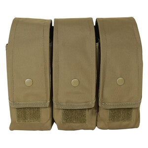 Voodoo Tactical M4/AK47 Triple Mag Pouch