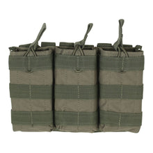 Load image into Gallery viewer, Voodoo Tactical M4/M16 Open Top Triple Mag Pouch