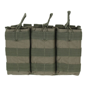 Voodoo Tactical M4/M16 Open Top Triple Mag Pouch