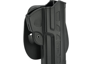 H-CY-FT92 Hardshell FastDraw Holster (Model: Beretta M9, M92, 92FS / Paddle Mount)