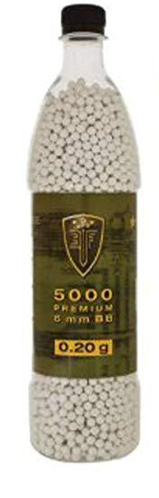 Elite Force Premium 6mm Airsoft BBs - 5000 Rounds