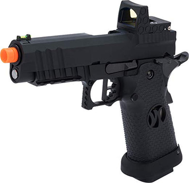 AW Custom Competitor Hi-CAPA Gas Blowback Airsoft Pistol