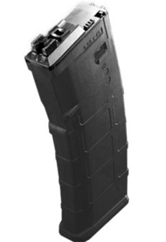 MG-MSK-BK WE-Tech 30 Round Polymer Magazine for WE Open Bolt M4 Airsoft Gas Blowback Series Rifles (Color: Black)