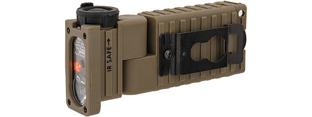 AC-207 Sidewinder Flashlight FDE
