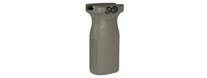 AC-363G ACM Vertical Grip for rail (Color: Foliage Green)