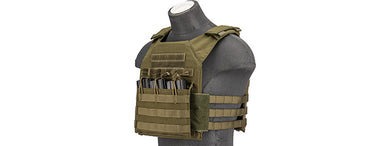 AC-591G Plate Carrier (OD Green)
