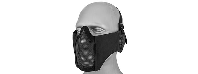 MATRIX TACTICAL ELITE FACE AND EAR PROTECTIVE MASK