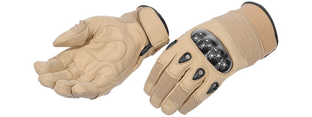AC-807S Tactical Assault Gloves (Coyote Tan) - XLarge
