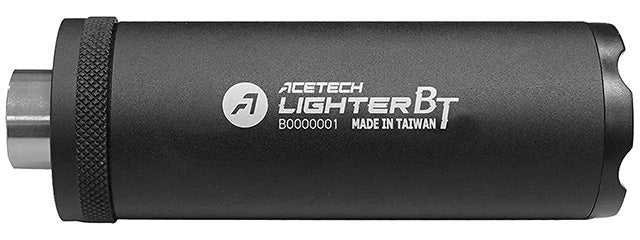 ACETECH Lighter BT Tracer Unit (Black, Flat Variation)