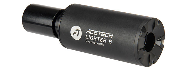 Acetech Lighter S Tracer Unit w/ Adapter (Black) ACT-LIGHTERS