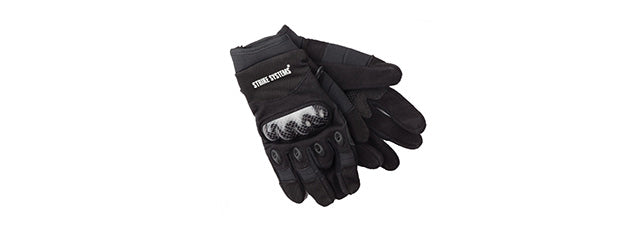 ASG Strike Systems Molded Kevlar Assault Gloves - Large Black