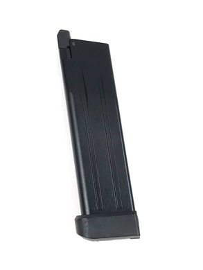 HXMG01 AW Custom Spec Spare Green Gas Magazine for HI-CAPA Gas Blowback Airsoft Pistols (Color: Black)