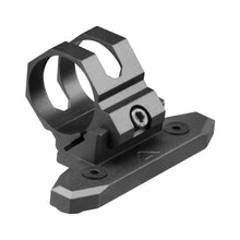 "Load image into Gallery viewer, AIM SPORTS modular keymod 45* offset mount 1"" light"