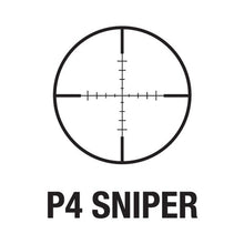 Load image into Gallery viewer, AIM SPORTS 3-9x40 P4 Sniper Scope w/flip up lens covers and rings