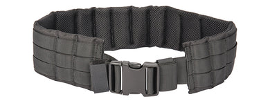 CA-1059BN Molle Battle Belt (Black)