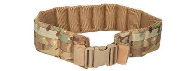 CA-1059CN Molle Battle Belt (CAMO)