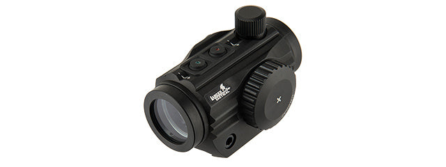 CA-1424B Lancer Tactical 1 X 30 Mini Red/Green Dot Sight (Black)