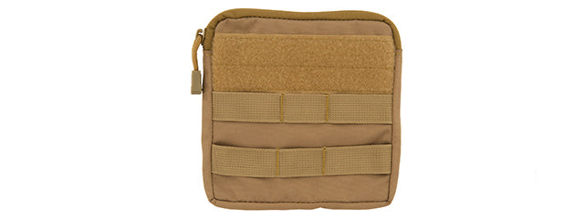 CA-1466KN Molle Admin Medical EMT Pouch (Tan)