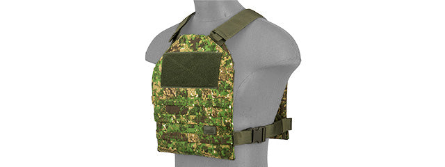 LANCER TACTICAL STANDARD ISSUE 1000D NYLON PLATE CARRIER CA-1512