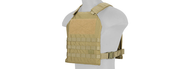 CA-1512 LANCER TACTICAL STANDARD ISSUE 1000D NYLON PLATE CARRIER