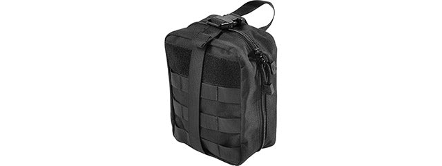 CA-2055B Lancer Tactical Admin Pouch w/ Molle (Black)