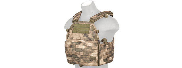 CA-311F 6094 Plate Carrier Vest (AT-FG)