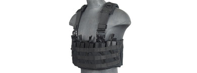 LANCER TACTICAL DZN MAG HARNESS w/REAR HYDRATION COMPARTMENT