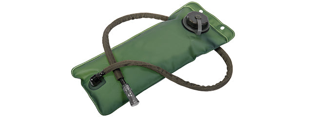 CA-338G Lancer Tactical 2.5 Liter Hydration Bladder in OD Green