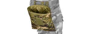 Lancer Tactical CA-341 Nylon Large Foldable Dump Pouch