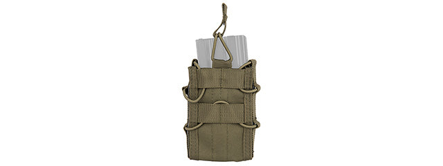 CA-877G M4/M16 Single Mag Pouch (OD Green)