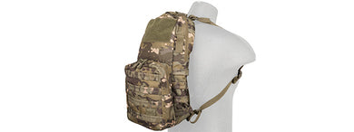 CA-880MT Tactical Molle Hydration Backpack (Tropic Camo)