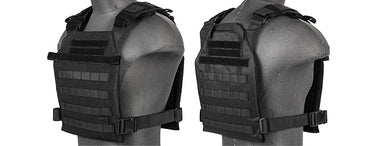LANCER TACTICAL NYLON LIGHTWEIGHT PLATE CARRIER  CA_883