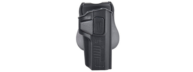 CY-1911G3 Cytac R-Defender Hard Shell Holster for 1911 (BLACK)