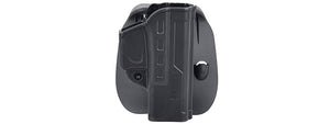 CY-FG19 Cytac Fast Draw Hard Shell Holster for Glock [G19, G23, G32] (BLACK)