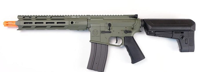 Krytac Trident MKII-M CRB Full Metal M4 Airsoft AEG Rifle Foliage Green