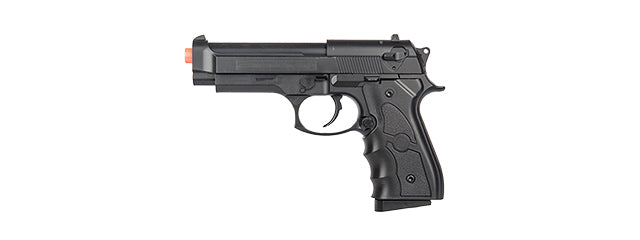 UK ARMS G52B SPRING PISTOL (BK)