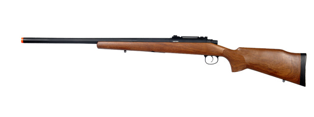 JG M70 Bolt Action Airsoft Sniper Rifle - Faux Wood