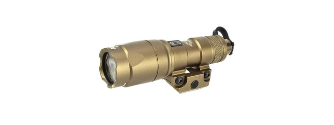 Night Evolution NE04001-DE M300 Mini Scout Light (Dark Earth)