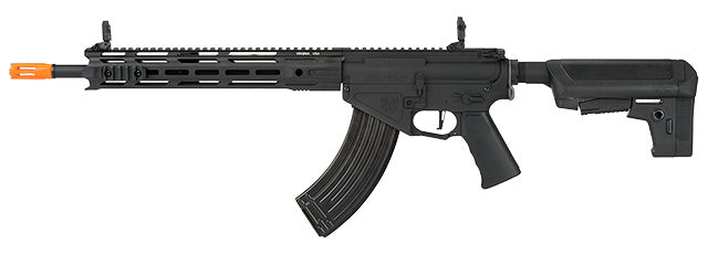 Krytac Full Metal Trident 47 SPR Airsoft AEG Rifle (BLACK)