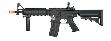 Lancer Tactical LT-02B-G2 MK18 MOD 0 AEG FIELD AIRSOFT RIFLE (COLOR: BLACK)