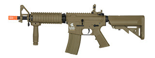 Lancer Tactical LT-02T-G2 MK18 Mod 0 AEG Tan