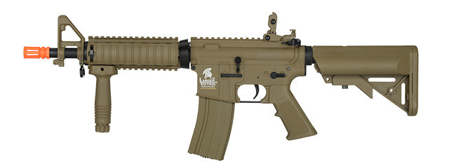 LT-02TL-G2 MK18 MOD 0 AEG Low FPS Airsoft Rifle (Color: Dark Earth)