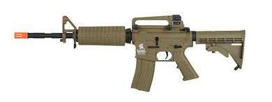 Lancer Tactical LT-06T-G2 M4A1 AEG Metal Gear (COLOR: Tan)
