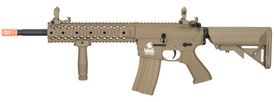 Lancer Tactical LT-12T-G2 M4 RIS GEN 2 EVO AEG Tan