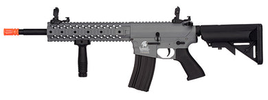 Lancer Tactical M4 Gen 2 Evo AEG Airsoft Rifle (Grey)