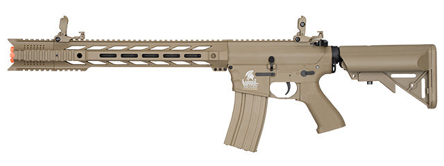 LT-25T-G2 Lancer Tactical GEN 2 Interceptor SPR AEG (Tan)