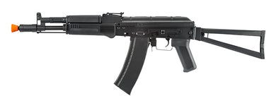 LT-740B Airsoft AKS-104 AEG Folding Stock (Black)
