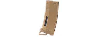 Lancer Tactical 130 Round High Speed Midcap Magazine (Tan)