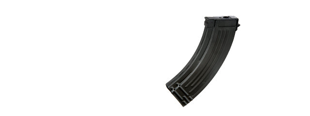 DE M900 AK47 High Capacity 450RD Airsoft Mag - Black